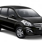 Cool Black Metallic Suzuki New Ertiga