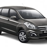 Graphite Grey Metallic Suzuki New Ertiga